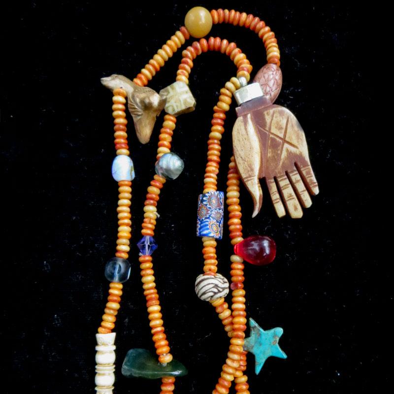 life journey necklace workshop